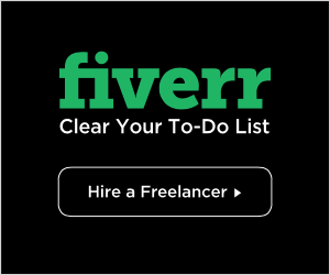 Fiverr - Clear your to-do list with a Freelancer!