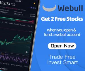 Webull - Get 2 Free Stocks & Trade Free!